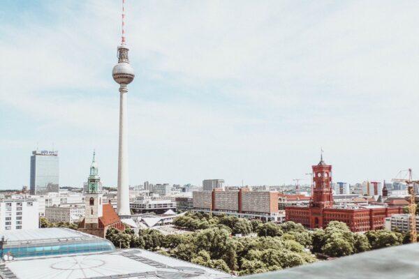 Kør på en oplevelsesrig weekendtur til Berlin